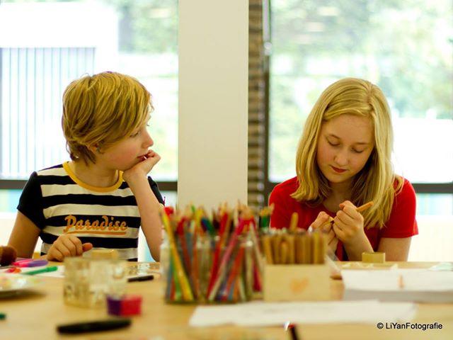 LKCAtelier: Spel en creativiteit in het onderwijs