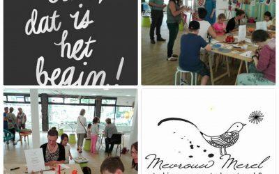 Open dag Atelier Mevrouw Merel
